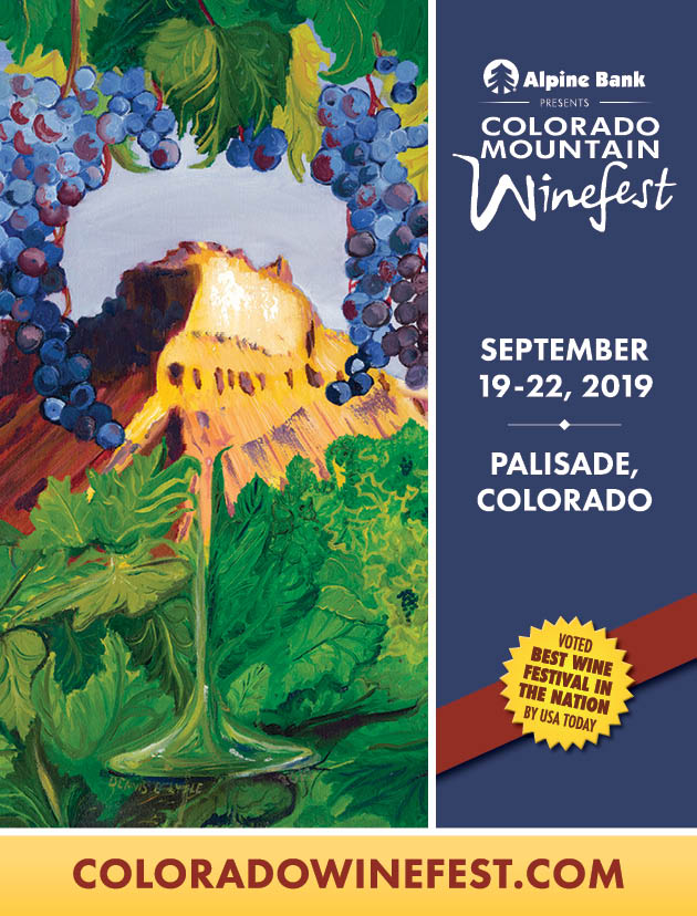 Winefest Program Cover