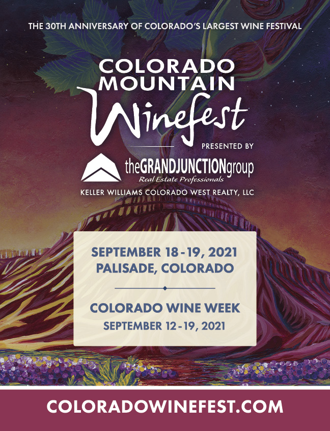 Winefest 2021 Cover Page